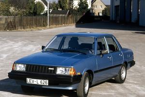 Mazda 626 1 поколение