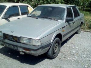 Mazda 626 2 поколение