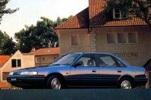 Mazda 626 3 поколение