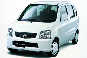 Mazda AZ-Wagon 2 поколение