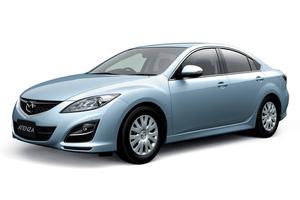 Mazda Atenza 2 поколение