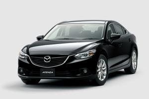 Mazda Atenza 3 поколение