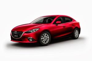 Mazda Axela 3 поколение