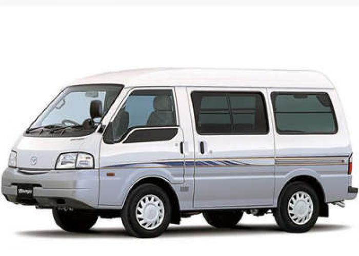 Mazda Bongo 2 поколение