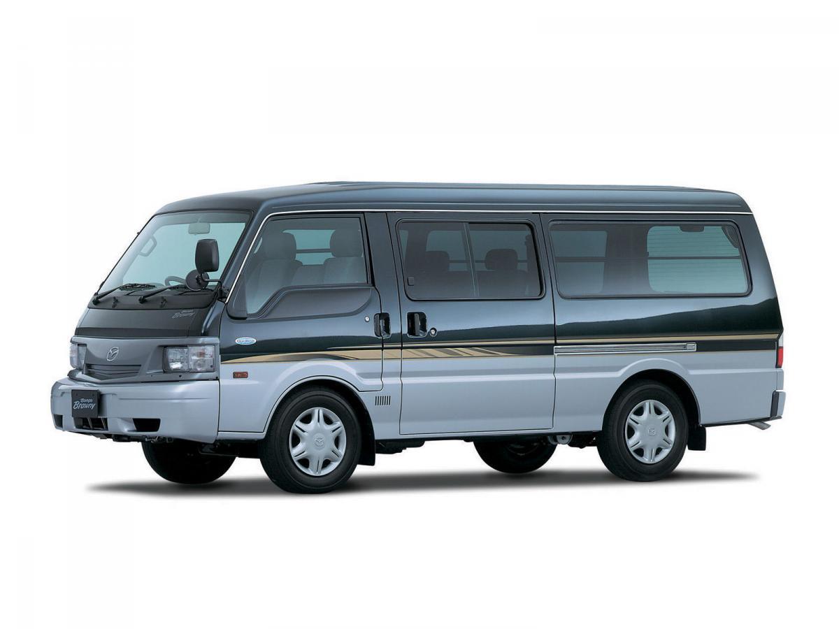 Mazda Bongo 3 поколение