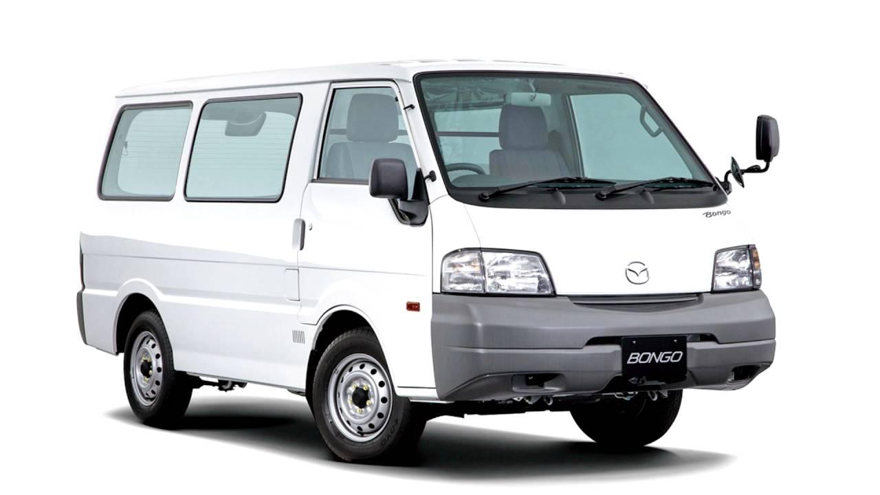 Mazda Bongo 4 поколение