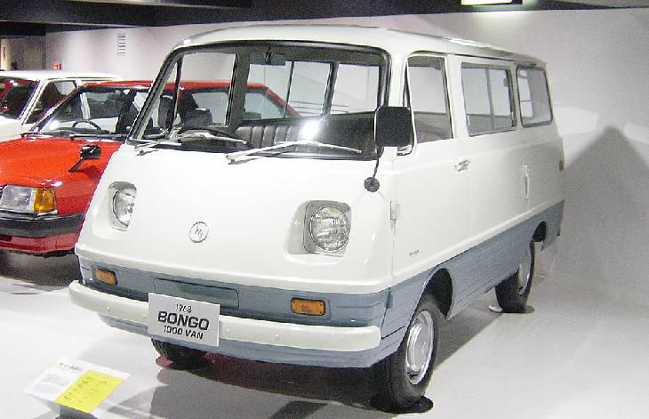 Mazda Bongo 1 поколение