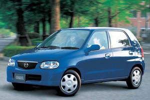Mazda Carol 3 поколение