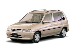 Mazda Demio 1 поколение