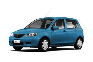 Mazda Demio 2 поколение