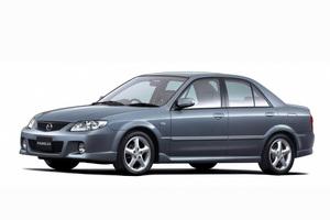 Mazda Familia BJ