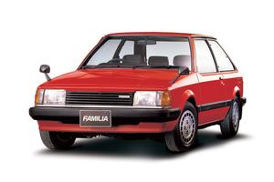 Mazda Familia BD