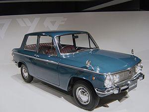 Mazda Familia 1 поколение