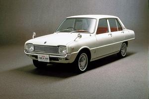 Mazda Familia 2 поколение
