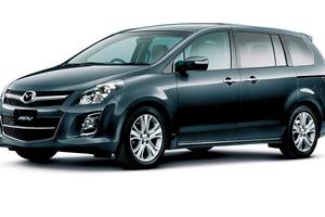 Mazda MPV 3 поколение