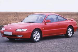 Mazda MX-6 2 поколение