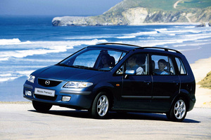Mazda Premacy 1 поколение