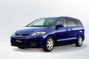 Mazda Premacy 2 поколение
