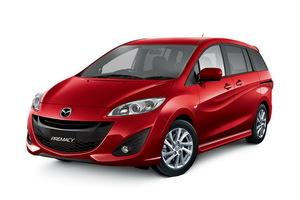 Mazda Premacy 3 поколение