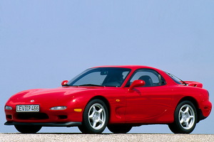 Mazda RX-7 3 поколение
