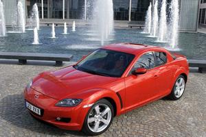 Mazda RX-8 1 поколение
