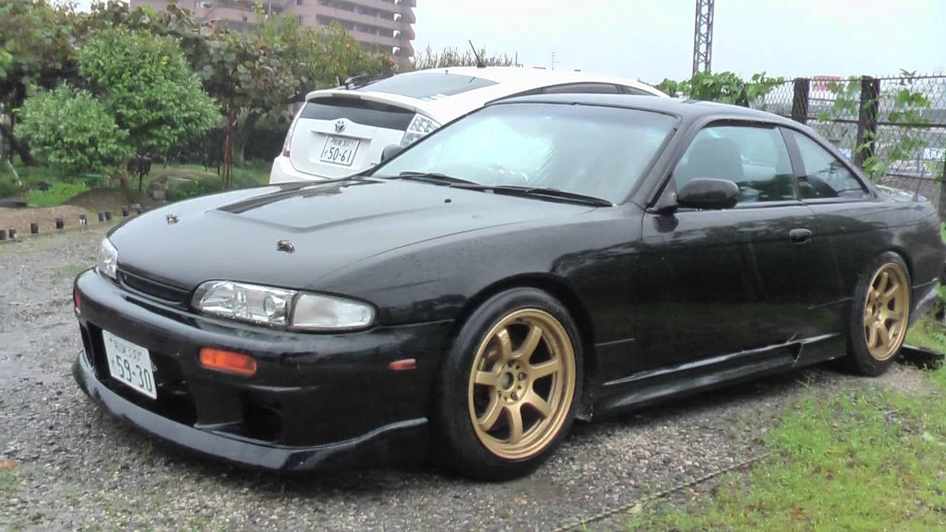Nissan 240SX S14a
