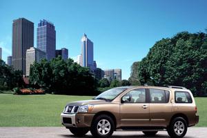 Nissan Armada 1 поколение