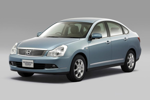 Nissan Bluebird G11