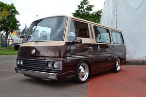 Nissan Caravan E23