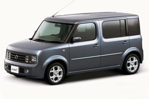 Nissan Cube 2 поколение