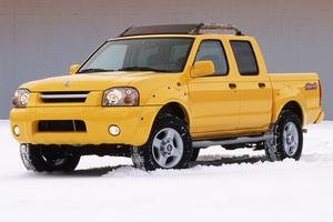 Nissan Frontier 1 поколение