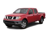 Nissan Frontier 2 поколение