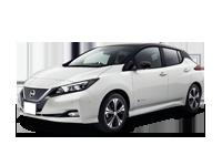 Nissan Leaf 2 поколение