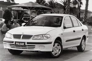 Nissan Pulsar N16