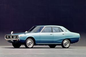 Nissan Skyline C110
