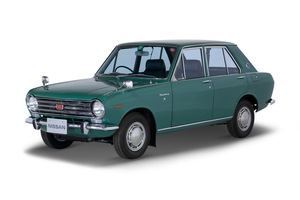Nissan Sunny B10