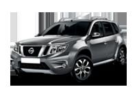 Nissan Terrano 5 поколение