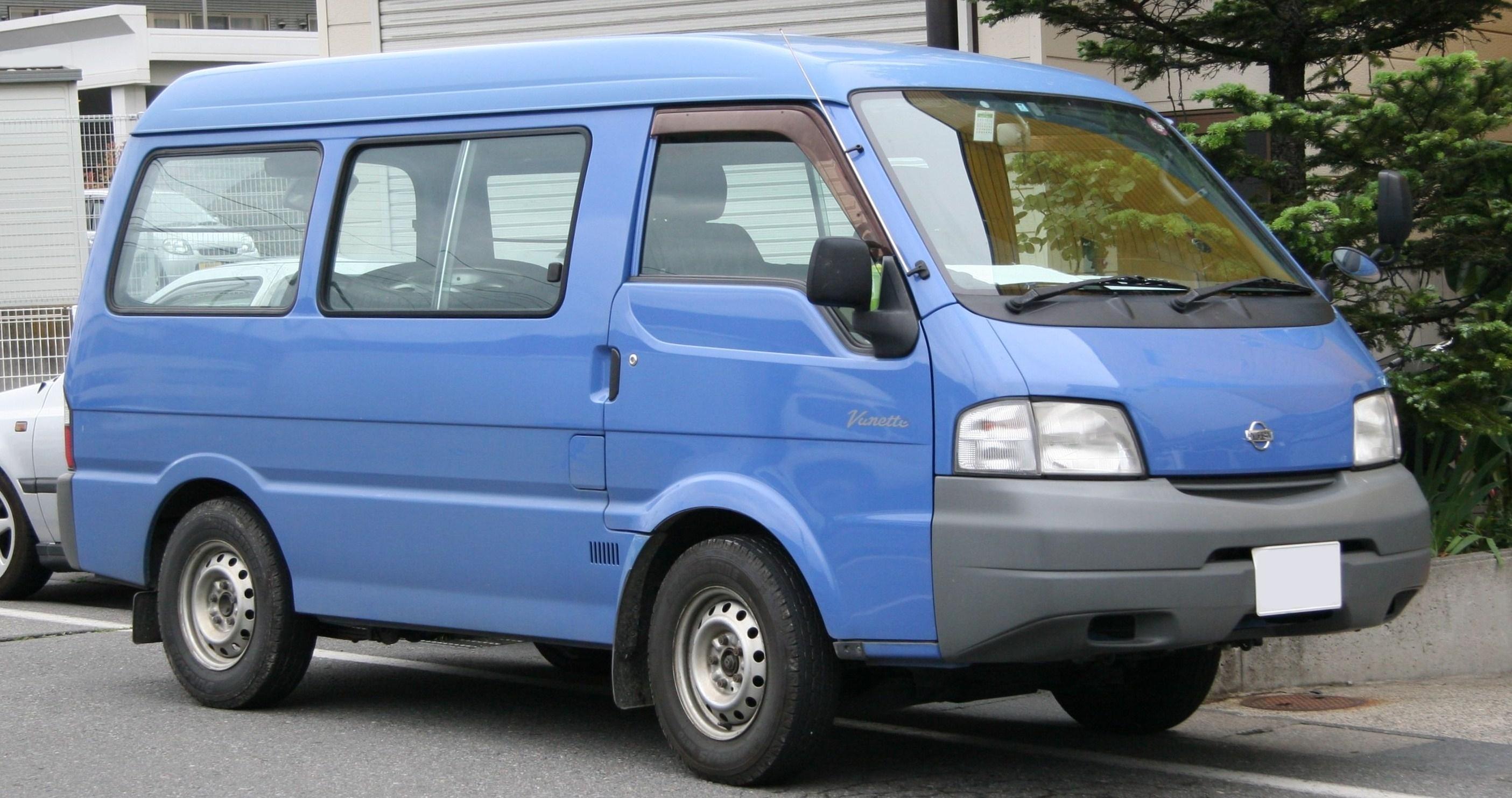 Nissan Vanette S21