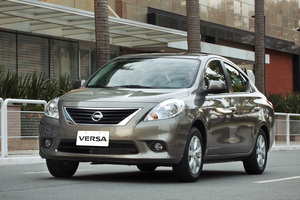 Nissan Versa 2 поколение