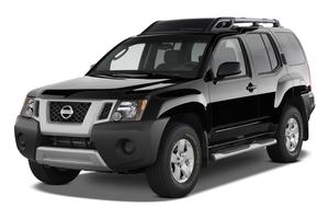 Nissan Xterra TN50