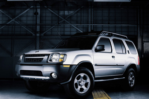Nissan Xterra WD22