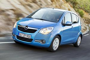 Opel Agila 2 поколение