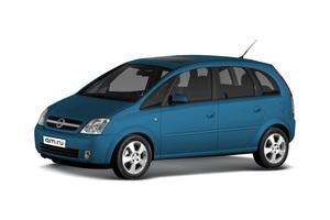 Opel Meriva 1 поколение