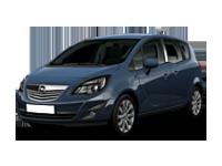 Opel Meriva 2 поколение