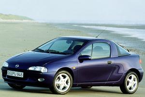 Opel Tigra 1 поколение