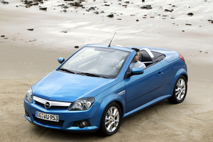 Opel Tigra 2 поколение