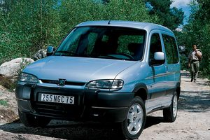Peugeot Partner 1 поколение