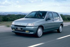 Renault Clio 1 поколение