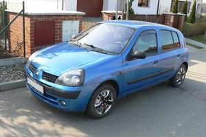 Renault Clio 2 поколение