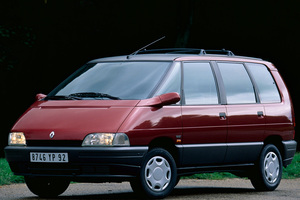 Renault Espace 2 поколение